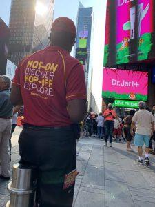 Repeat Order for Big Bus Tours Uniform - Livingstone International
